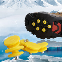 Spare-Crampon-Replacement-Parts Cleats Ice-Gripper Non-Slip Hiking Outdoor Winter 100pcs