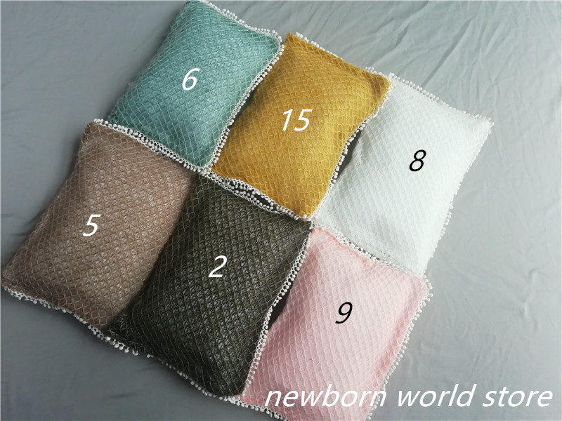 Подушка для фотосъемки новорожденных.