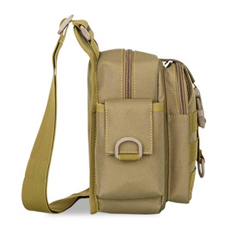 Men/'s Military Tactical Messenger Bag Outdoor Crossbody Molle Satchel Hiking