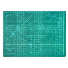 A5 A4 A3 Pvc Rectangle Grid Lines Self Healing Cutting Mat Tool Fabric Leather Paper Craft DIY tools A345CM * 30CM*0.3CM high quality and durable pad cutting tool diy a4 pvc rectangular grid line fabric leather paper