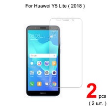 Для huawei y5 lite 2018 Премиум 25d 026 мм Закаленное стекло