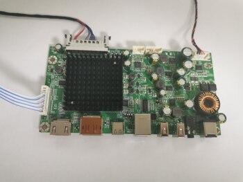 Placa base de visualización DIY tipo c 4K drive board144Hz HDR EDP soporte para teléfono móvil de carga inversa