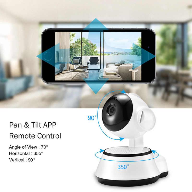1080P bébé moniteur v380 Wifi IP caméra sans fil sécurité à domicile IP caméra de Surveillance PTZ caméra wifi CCTV caméra
