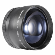 58Mm 2X Telelens Tele Converter Voor Canon Nikon Sony Pentax 18 55Mm