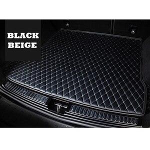 Image 1 - 트렁크 매트 테슬라 모델 S 모델 X 모델 3 모든 모델 자동차 매트