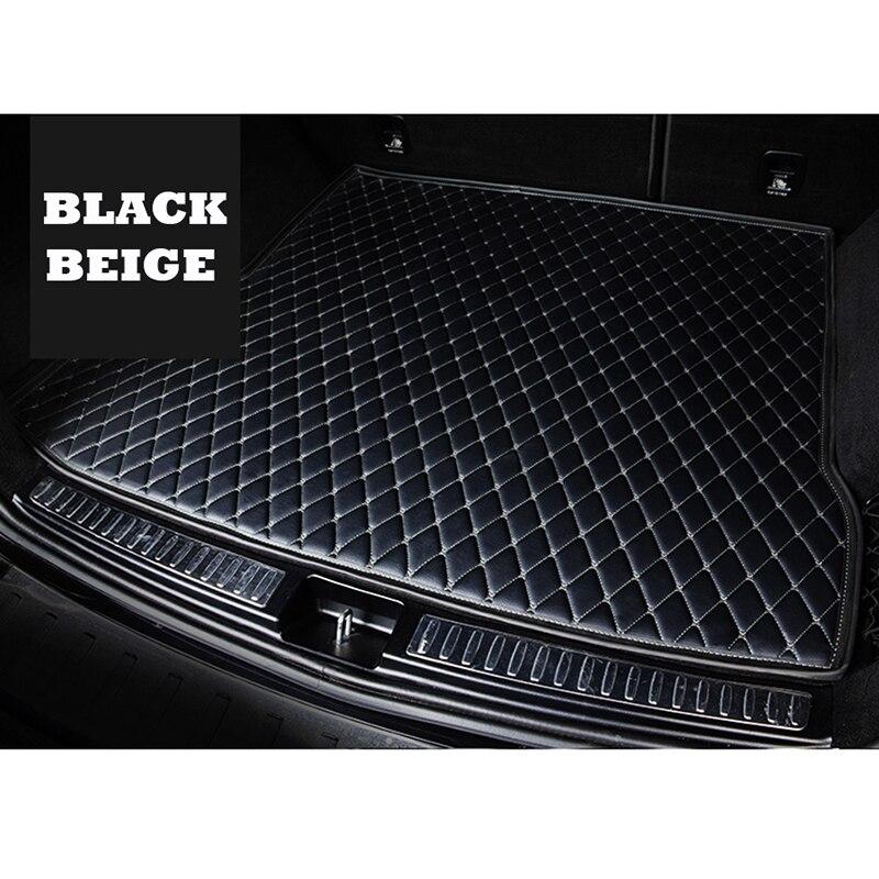 Tapis de coffre de voiture personnalisé pour subaru forester XV BRZ Outback Legacy Tribeca Impreza tous les modèles accessoires auto tapis de voiture