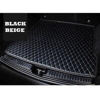custom car trunk mat for peugeot 307 sw 308 407 508 sw RCZ 206 2008 3008 4008 5008 408 107 301 All Model car mats