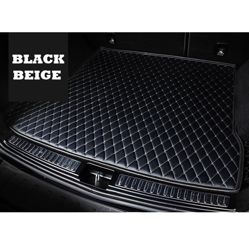 custom car trunk mat for Tesla Model S Model X Model 3 all models car mats