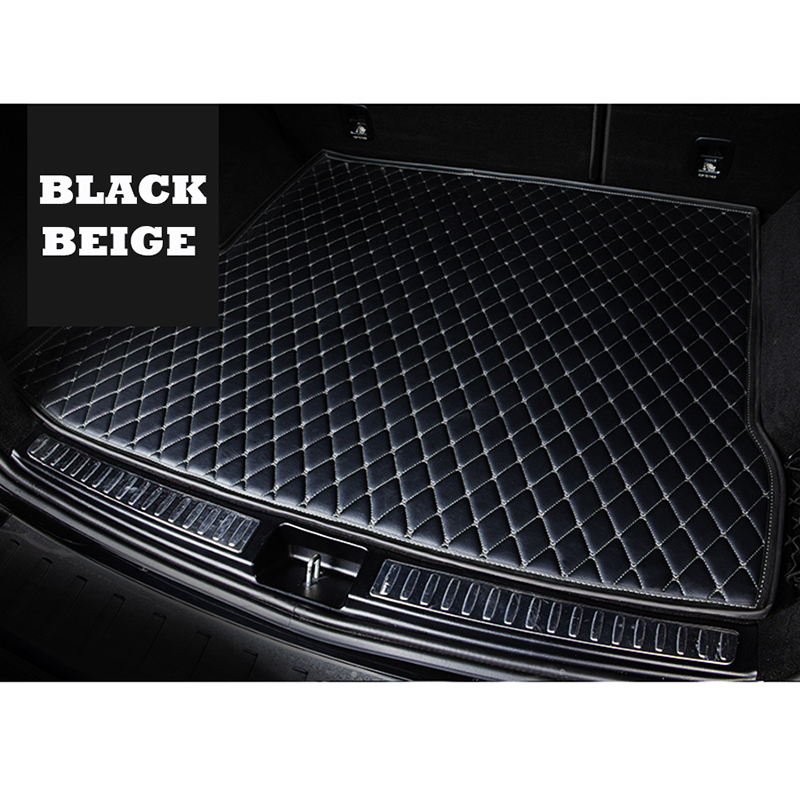 Custom Car Trunk Mat For Peugeot 307 Sw 308 407 508 Sw RCZ 206 2008 3008 4008 5008 408 107 301 All Model Car Mats