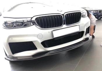 Carbon Fiber REAR TRUNK WING SPOILER & FRONT LIP & REAR BUMPER DIFFUSER For BMW 6 Series GT G32 2017 2018 2019 2020