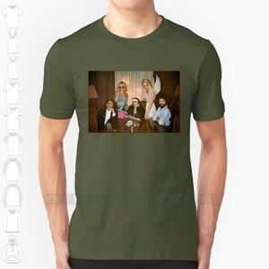 Euphoria Hbo Girl Squad Halloween Newest Fashion Design Print Cotton T Shirt 6xl Big Size Rue Euphoria Area 51(China)