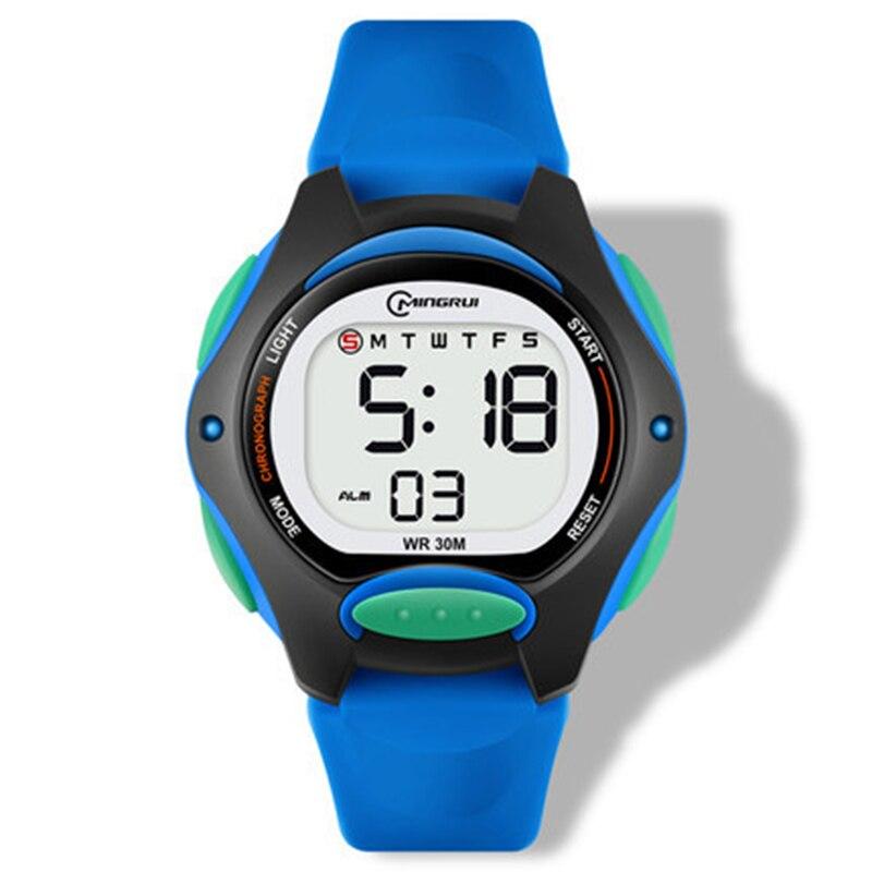 Uthai ce13 crianças relógio de pulso digital para menino menina à prova dwaterproof água esportes led relógios à prova dwaterproof água luminosa novo 2020 presente