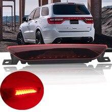 Luz Led de freno de parada trasera de montaje alto para coche, para 07-12 Dodge Caliber / Durango 11-17 para 07-16 Jeep Compass / Grand Cherokee 11-17