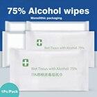 Disposable 75% Alcoh...