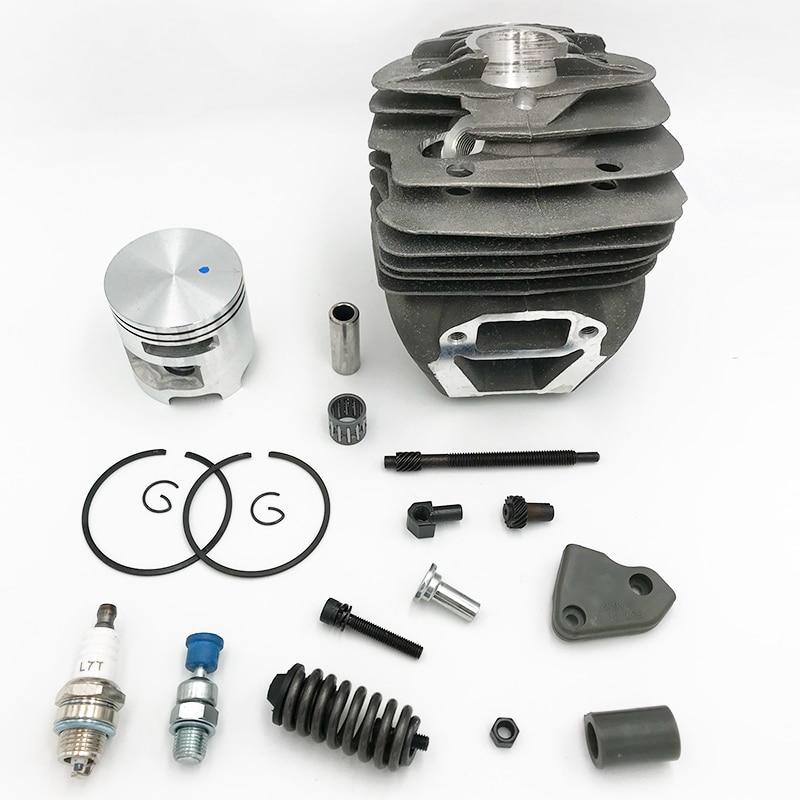 HUNDURE 51MM Cylinder Piston Kit For Husqvarna 575 575xp 570 REPLACES PART # 537254102
