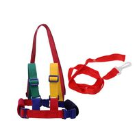 Anti Lost Band Baby Kid Child Safety Harness Anti Lost Strap Wrist Leash Walking Backpack For 1 10 Year Old Children GXMB