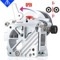 Pre-sale Mellow Lightweight NF-sunrise V6 Dual Drive Extruder For Upgrade Ender 3 Voron Blv Short Distance 3D Printer Parts