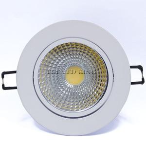 Image 3 - السوبر مشرق راحة LED عكس الضوء مصباح موجه 6 واط 9 واط 12 واط 15 واط LED بقعة ضوء LED الديكور مصباح السقف التيار المتناوب 110 فولت 220 فولت