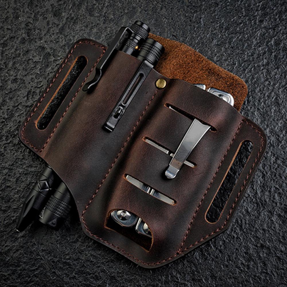 H011c8e983e56483d8228c59f9cbe092fT Outdoor Multitool Leather Sheath