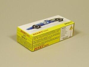 Image 5 - DINKY TOYS 1:43 MATRA F1 литая модель автомобиля