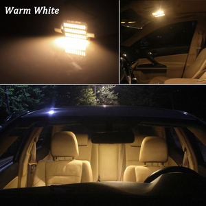 Image 5 - 100% ホワイト can バスの led 車のインテリアライトパッケージ bmw E36 E46 E90 E91 E92 E93 M3 led インテリアライト (1990 2013)