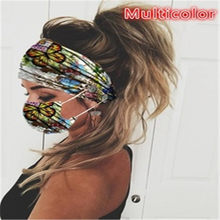 Faixa de cabelo de turbante elástico headwrap bandana acessórios para cabelo feminino cabeça envoltório faixas de cabelo