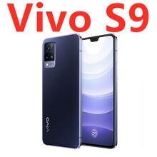 Nowy Vivo S9 5G Sim bezpłatny telefon Android 11.0 12GB RAM 256GB ROM MTK 1100 6.44