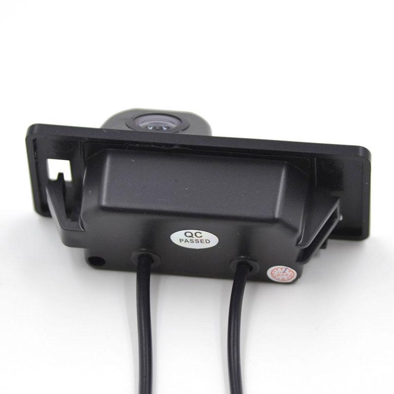 Автомобильная камера заднего вида для AUDI A4L TT A5, камера ночного видения, дублирующая для парковки заднего вида, водонепроницаемая, угол обзо...