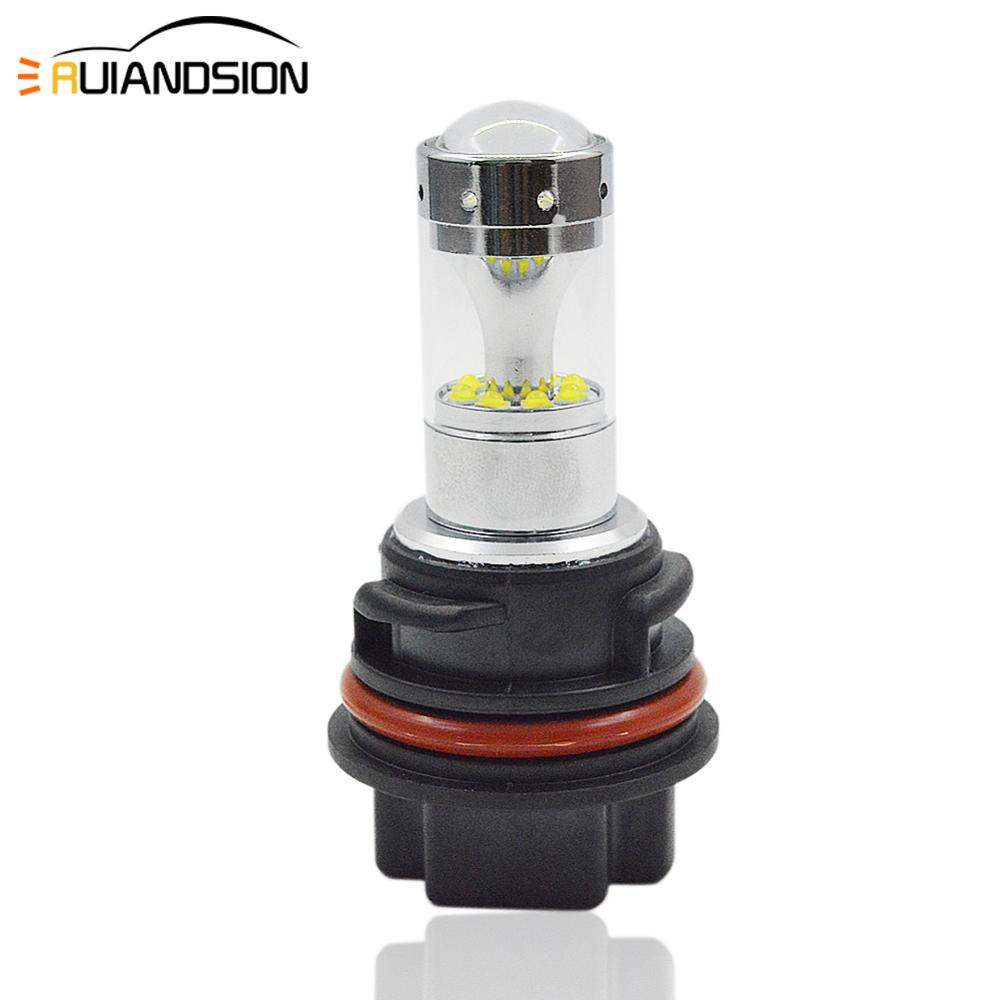 PH11 9014 XB-D LED Motorcycle Motorbike Headlight 6000K 900Lm High/Low Beam Fog Lamp Bulb 12-24V Moped Scooter Outdoor Lighting