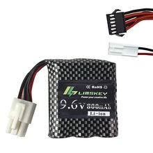 Original 9.6 v 800mah li-ion bateria para 9115 9116 s911 s912 rc caminhão bateria de carro 9.6 v bateria recarregável