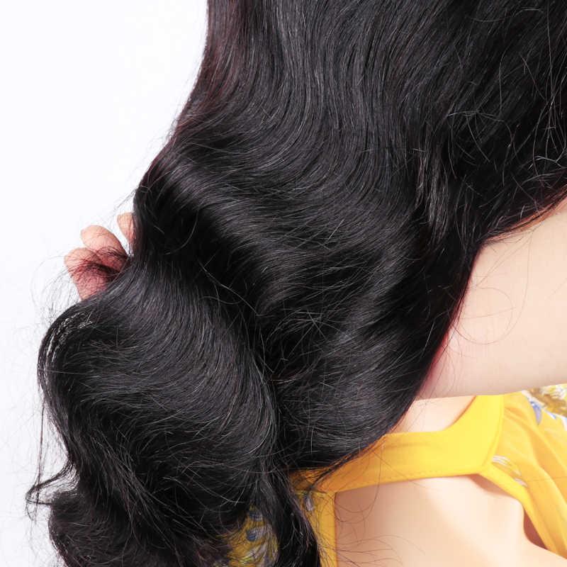 13x4 Spitze Front Menschliches Haar Perücken 150% Dichte Remy Brasilianische 30inch Körper Welle Spitze Vorne Perücke Mit pre Gezupft Haaransatz Jarin Haar