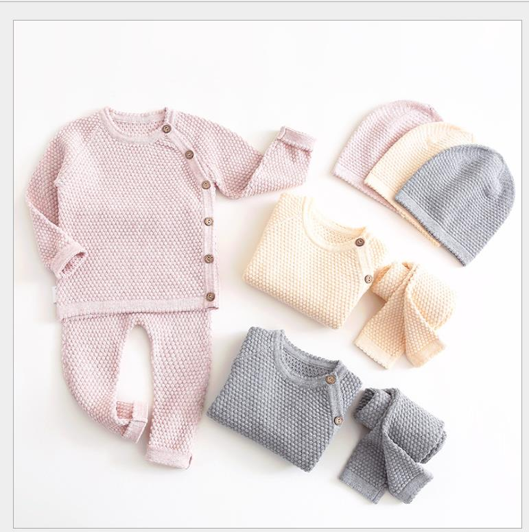Baby sweater set of 2 pieces 1
