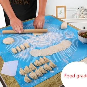 Acessórios de cozinha esteiras de cozimento de silicone folha de pizza massa antiaderente fabricante titular pastelaria cozinhar ferramentas utensílios de cozinha gadgets