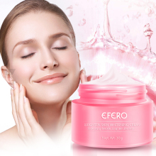 EFERO Whitening Face Cream Remove Freckle Cream Melasma Acne Spots Melanin Whitening Moisturizing Skin Brighten Face Day Cream цена 2017
