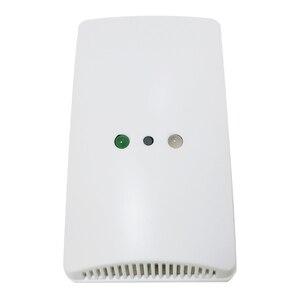 Image 1 - Wireless RF 433MHz Natural Gas Sensor Detector Alarm