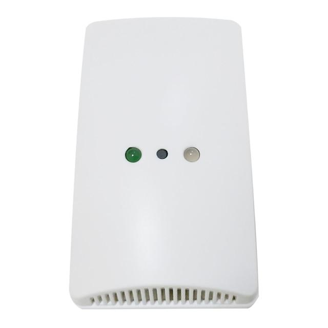 Wireless RF 433MHz Natural Gas Sensor Detector Alarm
