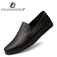 2019 Casual Men Loafers หนังแท้รอง(China)