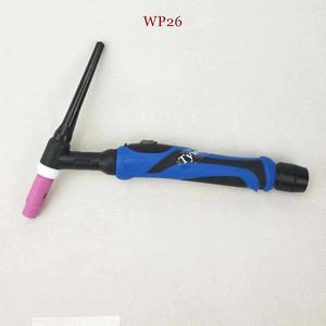 Image 2 - WP 26F TIG Torch Body TIG26F Argon Welding Torch Head WP26 Flex Air Cooled Gas Tungsten Arc Welding GTAW A 200 Flex Torch