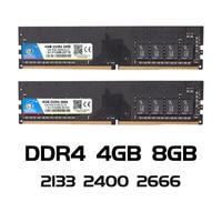 VEINEDA ddr4 8 gb PC Computer RAM  4GB 8GB  4G 8G  Memory DDR 4 PC4 2133 2400 2666Mhz Desktop DDR4 Motherboard Memoria 288 pin|RAMs|Computer & Office -