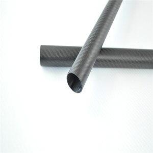 Image 3 - 3k Carbon Fiber Rohr/Welle Länge 1000mm OD11mm 12mm 13mm 14mm 15mm 16mm 17mm 18mm 19mm 20mm (Rolle Gewickelt)