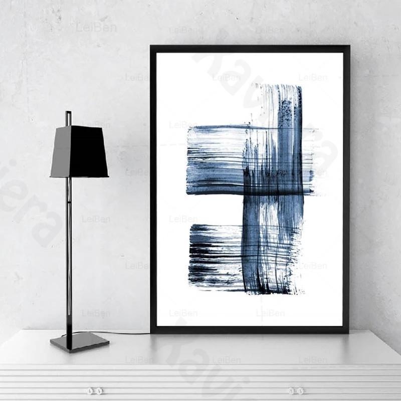 Купить настенные художественные абстрактные минималистичные постеры