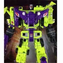 Transformation Defender Defensor Devastator Figure Toys Action Robot Educational Model Christmas gift for children