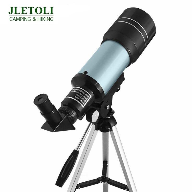 Tools : JLETOLI 150X Beginner Level Telescope Astronomic Professional Night Vision Monocular Telescope with Tripod Observable Moon