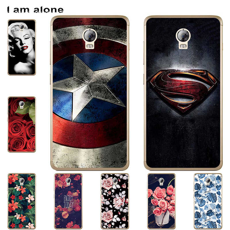 "Phone Cases For Lenovo Vibe P1 2015 5.5"" Hard Plastic Mobile Bag Cartoon Printed For Lenovo Vibe P1M 2015 5"" Cover Free Shipping"