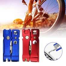 Инструмент для ремонта велосипеда 20 в 1 карманный портативный