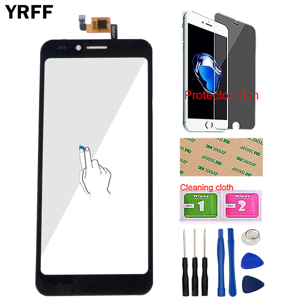 Touch Screen Digitizer Panel For Inoi 3 / Inoi 3 Lite TouchScreen Front Glass Lens Sensor Tools Protector Film