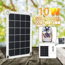 Солнечный панельный вытяжной вентилятор 5v10w водонепроницаемый