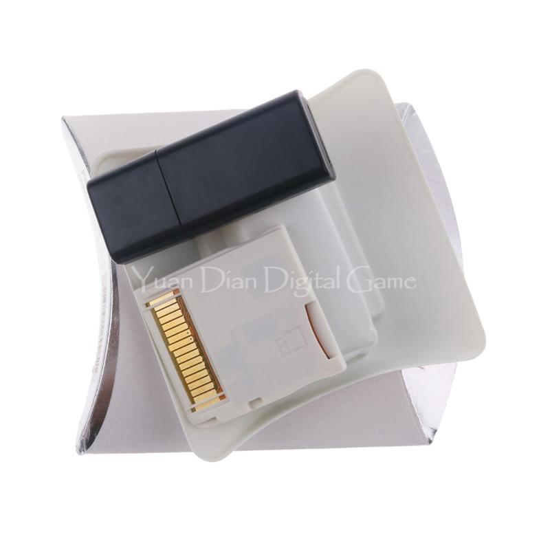 R4 SDHC zlato belo srebrno kartico za video igre naložite sami s - Igre in dodatki - Fotografija 3