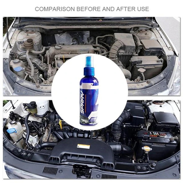 Anti Scratch Hydrophobic Polish Nano Coating Agent for Fog-Free Deep Shine Slick Surface and Long-lasting Protection TUE 6