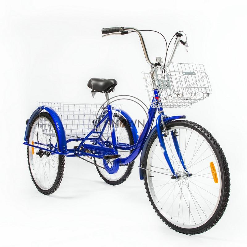 Factory Price Hot Selling 3 Wheel Motorized Bike Electric Cargo Trike Three Electric Cargo Tricycle/Cargo Bike For Adult Or Kids
